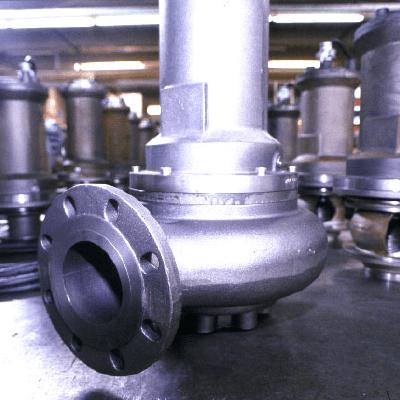 Ritz and Andritz pumps
